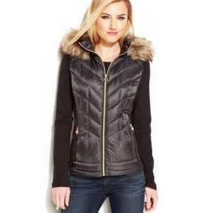 Michael Kors Down Puffer Vest Women's XL